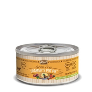 Merrick Classic Small Breed Grammy's Pot Pie Can Dog Food 24/3.2oz