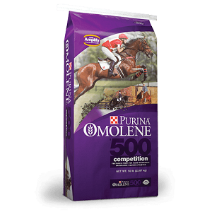 Purina Omolene #500 Horse Feed