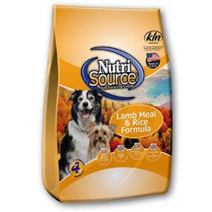 Now Introducing NutriSource Dog & Cat Food!