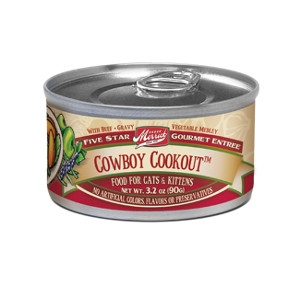 Merrick Cowboy Cookout Can Cat 24/3.2 oz.