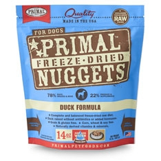 Primal Canine Duck Freeze Dried Formula