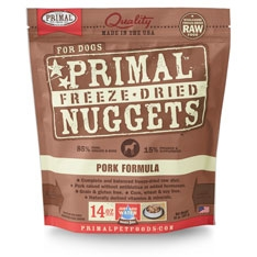 Primal Canine Pork Freeze Dried Formula