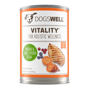 Dogswell Vitality™ Chicken & Sweet Potato 12/13oz