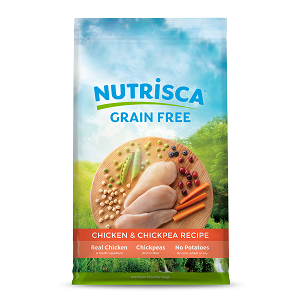 Dogswell Nutrisca™ Chicken & Chickpea 28#