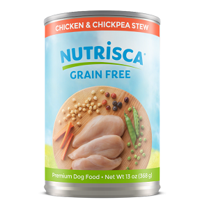 Nutrisca® Chicken & Chickpea 12/13Oz Can