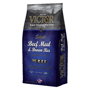 Victor® Select Beef Meal & Brown Rice Dog Food