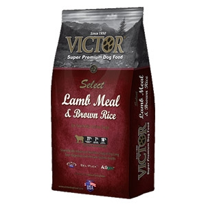 Victor® Select Lamb Meal & Brown Rice Dog Food