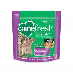 Carefresh® Complete Mouse & Rat Food- 2lbs