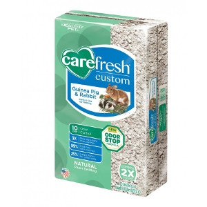 Carefresh® Custom Guinea Pig & Rabbit Natural Paper Bedding- Natural, 60L