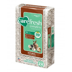 Carefresh® Complete Natural Paper Bedding- Natural, 60L
