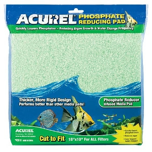 Acurel® Phosphate Reducing Infused Media Pad- 10