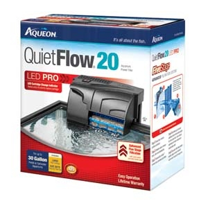 Aqueon QuietFlow™ Power Filter- 20