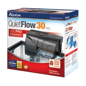 Aqueon QuietFlow™ Power Filter- 30