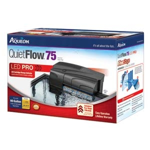 Aqueon QuietFlow™ Power Filter- 75