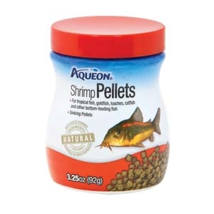 Shrimp Pellets- 3.25oz