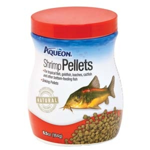 Shrimp Pellets- 6.5oz