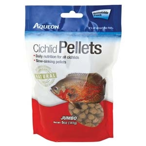 Cichlid Food- Jumbo 5oz