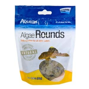 Algae Rounds- 3oz