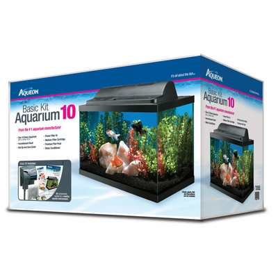 Basic Aquarium Kit- 10Gal