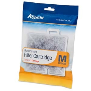 Aqueon Filter Cartridge Medium- Single