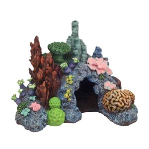 Exotic Environments® Caribbean Living Reef – Mini