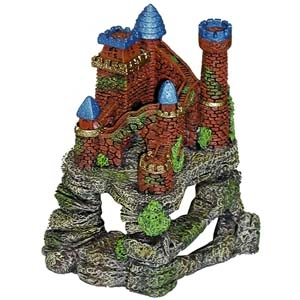 Exotic Environments® Castle Fortress Cavern