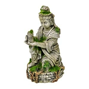 Exotic Environments® Ancient Buddha Statue with Moss