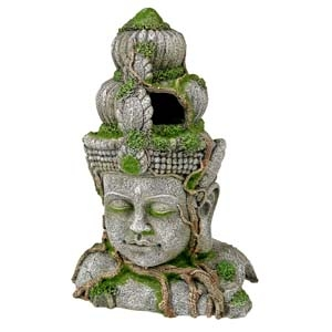 Exotic Environments® Cambodian Warrior Statue with Moss