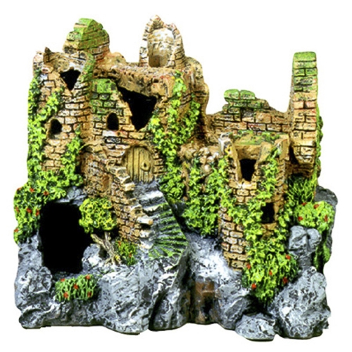 Exotic Environments® Forgotten Ruins Crumbling Castle & Caves