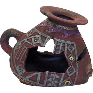 Exotic Environments® Ancient Vases & Urns – Incan Small