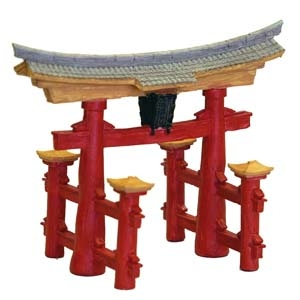 Exotic Environments® Japanese Torii Gate