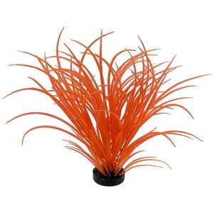 ColorBurst Florals® Ocean Grass Plant – Neon Orange
