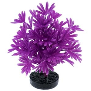 ColorBurst Florals® Palm Plant – Neon Purple