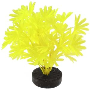 ColorBurst Florals® Palm Plant – Neon Yellow