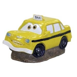 Exotic Environments® Smiley Taxi