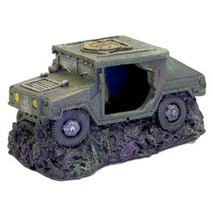 Exotic Environments® Humvee w/Cave