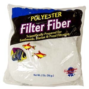 2 oz. 100% Polyester Filter Floss