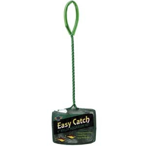 Easy Catch 4 Inch Coarse Mesh Net