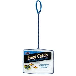 Easy Catch 10 Inch Fine Mesh Net