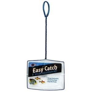 Easy Catch 8 Inch Fine Mesh Net