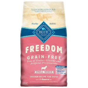 Blue Buffalo Freedom Small Breed Chicken Dog 4# C=5