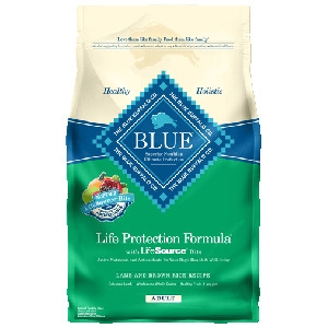 Blue Buffalo Adult Lamb/Brown Rice Dog 30#