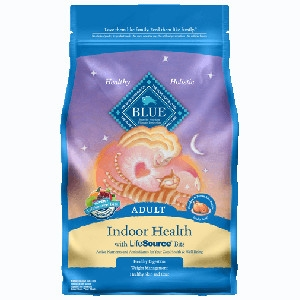 Blue Buffalo Adult Indoor Chicken/Brown Rice Cat 3#