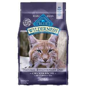 Blue Buffalo Wilderness Chicken Cat 12#