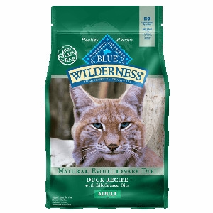 Blue Buffalo Wilderness Duck Cat 11#