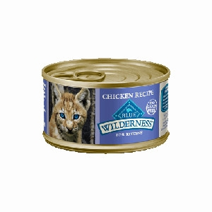 Blue Buffalo Wilderness Chicken Kitten 24/3OZ