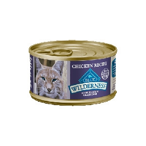 Blue Buffalo Wilderness Chicken Cat 24/5.5OZ