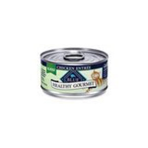 Blue Buffalo Healthy Gourmet  Sliced Chicken Cat 24/3OZ