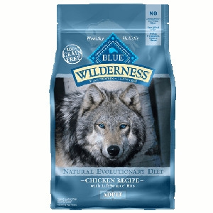 Blue Buffalo Wilderness Chicken Dog 24#