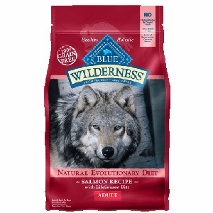 Blue Buffalo Wilderness Salmon Dog 4.5#
